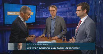 Studio Friedman: SPD-Vermögensteuerpläne