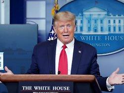 """""""Eine eigenartige Sache"""": Trump nennt Sanders-Ausstieg """"halbherzig"""""""
