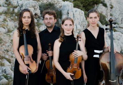 Malion Quartett spielt Beethoven in Idar-Oberstein