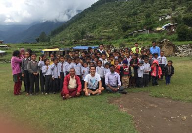 Kick for Help startet Projekt in Nepal