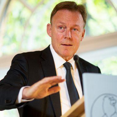 Bundestagsvizepräsident Thomas Oppermann ist gestorben