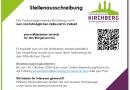 Verbandsgemeinde Kirchberg sucht