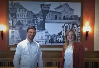 CDU will mit starkem Trio ins Wahljahr gehen!