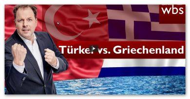 Türkei – Griechenland Mittelmeer Konflikt – einfach erklärt!
