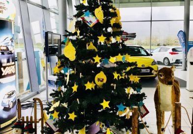 Die große Wunschbaumaktion- Weihnachtsträume werden wahr