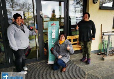 Spende für die katholische Kita in Kirchberg