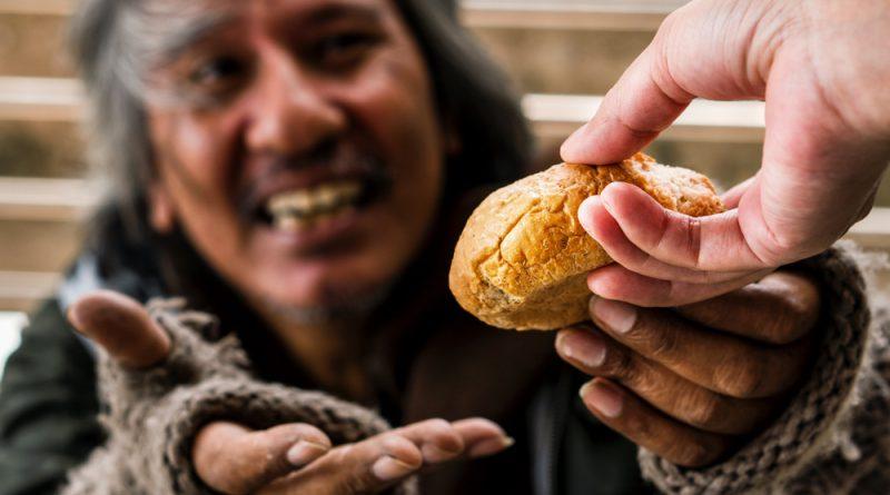 Sorge um Obdachlose