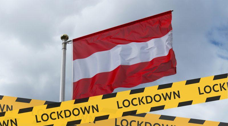 Sperrung österreich