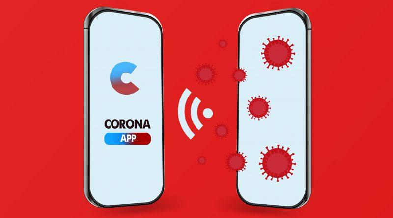 Kann ich meine Corona-Warn-App testen, wenn sie rot ist?