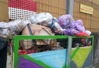 Corona macht 500 Tonnen mehr Müll