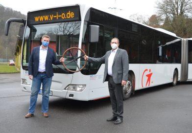 VIO betreibt weiterhin den Busverkehr in Idar-Oberstein