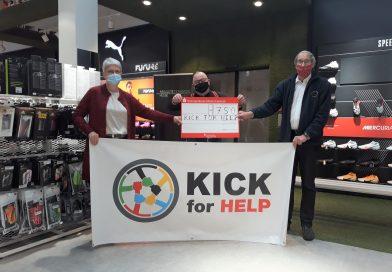 MdB Gabi Weber unterstützt Kick for Help Fußball-Projekt in Kenia