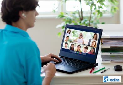 Info-Videokonferenzen zur Digitalstrategie Schulen in Bingen
