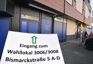 Wo befinden sich die Wahllokale in Idar-Oberstein?