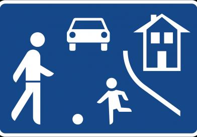 Das Gebiet Pfarracker in Idar-Oberstein wird zur Spielstraße