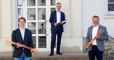 Breitbandausbauprojekt im Rhein-Hunsrück-Kreis erfolgreich abgeschlossen