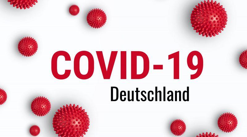 COVID-19: Fallzahlen in Deutschland