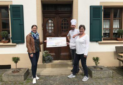Schmidtburger Hof unterstützt Förderverein Lützelsoon e.V.